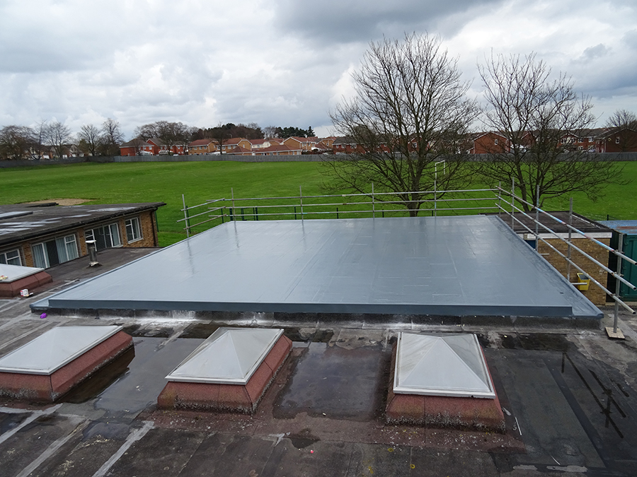 Topseal Direct Lay  – Your Innovative Flat Roofing Solution