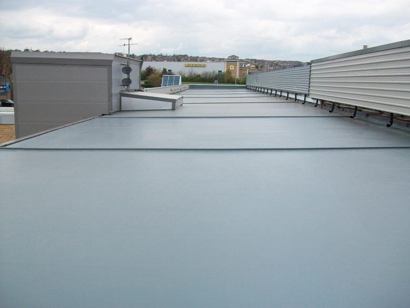 Topseal Installers London – No 1 for Fibreglass Roofing