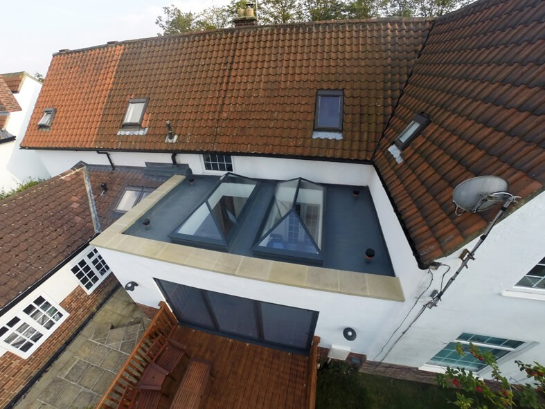 Flat Roof Design A Wealth Of Options Topseal