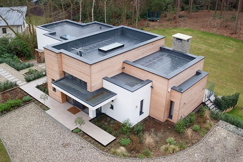 Flat Roof Construction The Uk S No 1 Topseal